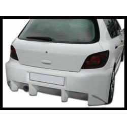 Rear Bumper Peugeot 307