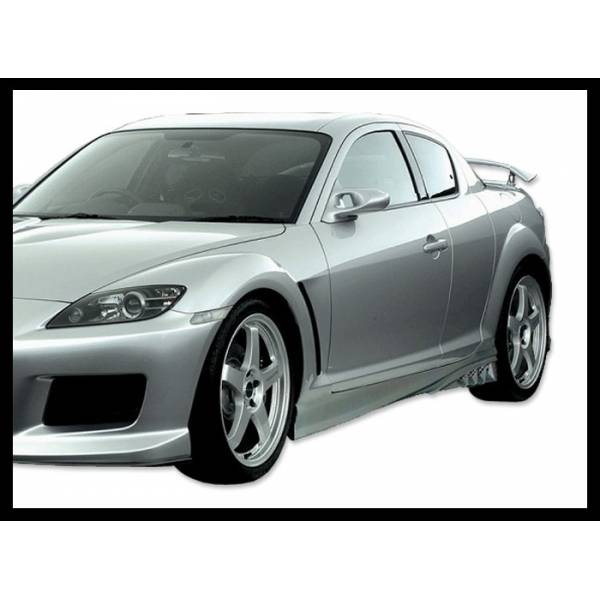 Universal Side Skirts for Cars - Bing images