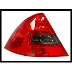 Pilotos traseros Ford Mondeo '01 led red smoked