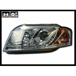 FANALI DAY LIGHT AUDI A3 '03-'08 MODELO 2
