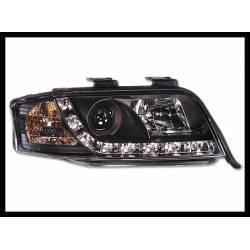 FANALI DAY LIGHT AUDI A5 C5 FL 01-03