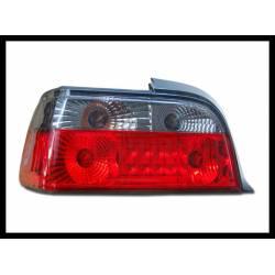PILOTOS TRASEROS BMW E36 2P. RED SMOKED