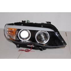 FARI A LED BMW X5 '03-'06 E53 BLACK