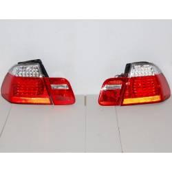 FANALI POSTERIORE BMW E46 02-05 4P LED