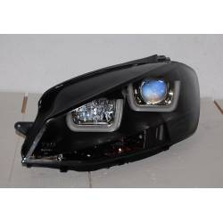 FANALI DAY LIGHT VOLKSWAGEN GOLF 7 BLACK