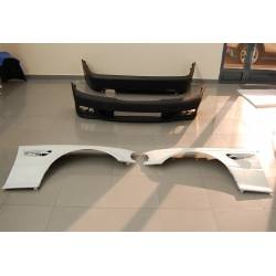 KIT DE CARROCERIA BMW E39 95-03 LOOK M5 ALETAS