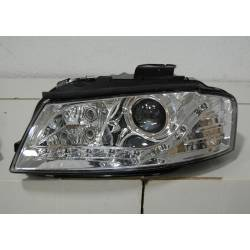 FANALI DAY LIGHT AUDI A3 8P