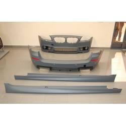 KIT DE CARROSSERIE BMW F11 535 LOOK M PERFORMANCE DOUBLE SORTIE