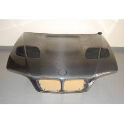 CAPOT CARBONE A PEINDRE BMW E46 M3 GTR