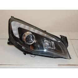 Faros Delanteros Luz De Dia Opel Astra J DRL Black