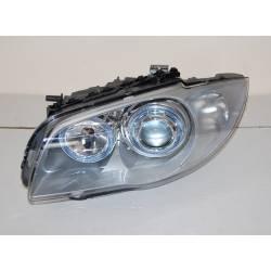 PHARE AVANT BMW 87/E81/E88/E82 S1 NOIR  ELECTRIQUE