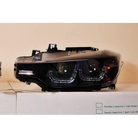 FAROS DELANTEROS BMW F30 / F31