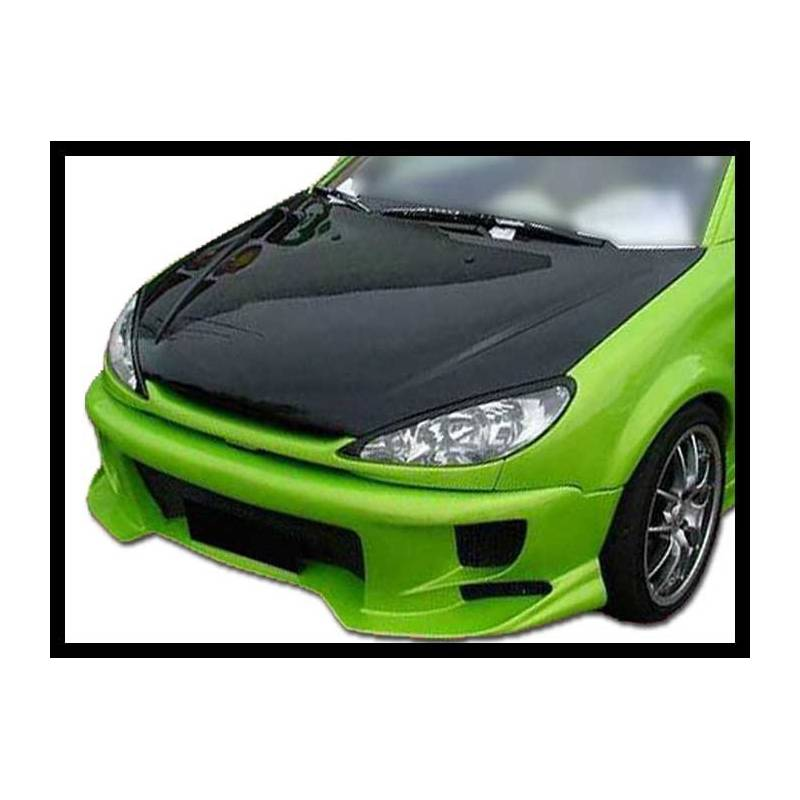 pare choc avant peugeot 206 racing convert cars. Black Bedroom Furniture Sets. Home Design Ideas