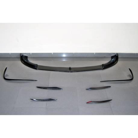SPOILER DELANTERO MERCEDES W213 LOOK AMG CARBONO