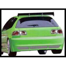 Paragolpes Trasero  Honda Civic 3P. 92-95