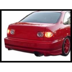 Paragolpes Trasero Honda Civic Coupe 96-00 Max