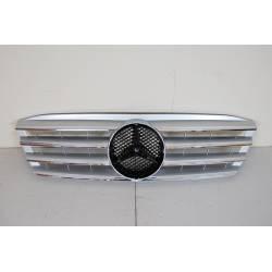 Parrilla Mercedes W203 4 Puertas Look AMG Cromada