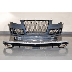 KIT DE CARROCERIA AUDI A4 09-12 B8 ABS