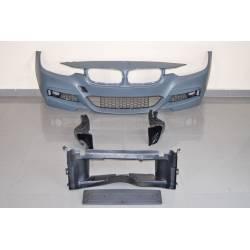 PARAGOLPES DELANTERO BMW F30 / F31 LOOK M-TECH ABS