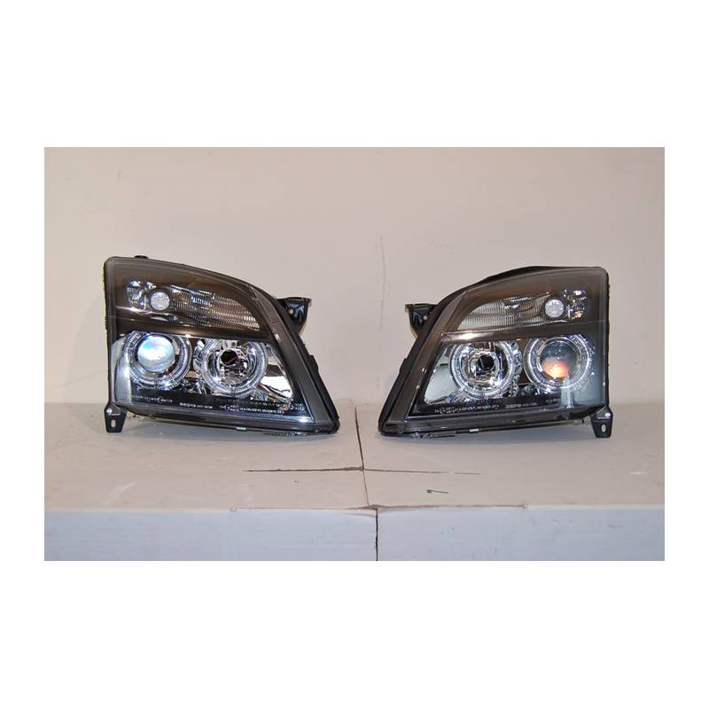phare avant yeux d 39 ange opel vectra c 39 02 noir convert cars. Black Bedroom Furniture Sets. Home Design Ideas
