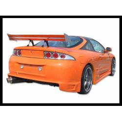 Paragolpes Trasero Mitsubishi  Eclipse Fast And Furious 95-96