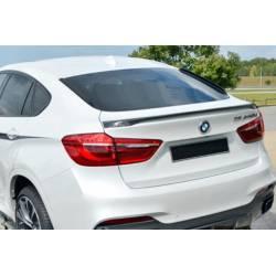 Alerón BMW F16 X6 14-17 Carbono