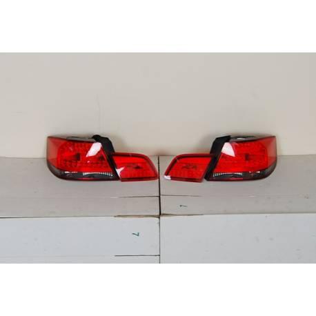 Pilotos Traseros BMW E92 Led Red/Smoked