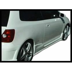 Taloneras Honda Civic 01 3P.