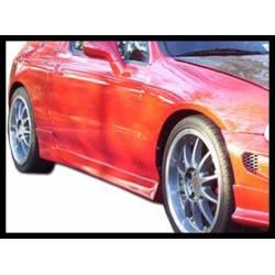 Taloneras Honda Del Sol 93 Blitz