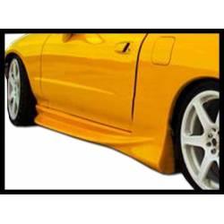 Taloneras Honda Del Sol 93 Mod. III