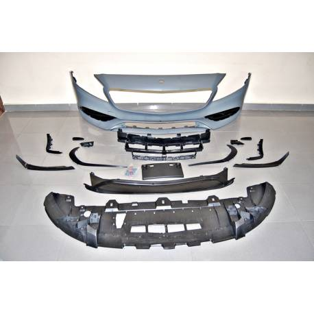 Kit Estetici Mercedes W176 A45 2016-2017 Look AMG
