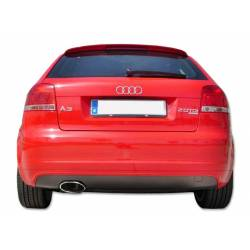 Paragolpes Trasero Audi A3 2003-2012 Look S3