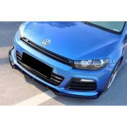 Spoiler Delantero Volkswagen Scirocco R20 2008-2013 ABS