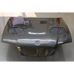 Capó Carbono BMW E46 M3 GTR