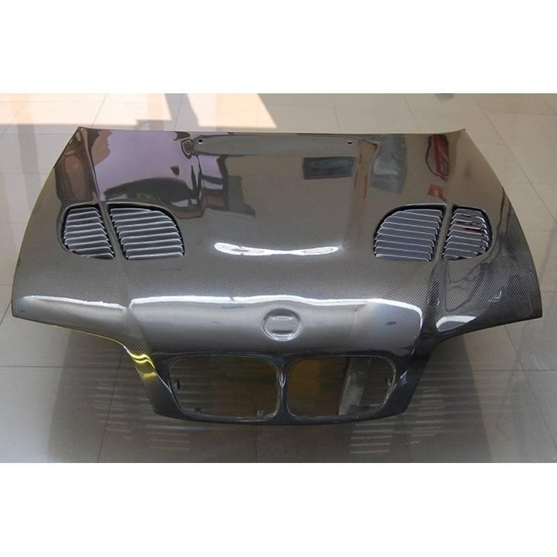 Capot Carbone Bmw E46 M3 Gtr Convert Cars