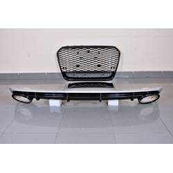 Kit De Carrocería Audi A6 11-15 C7 Look RS6