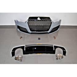 Kit De Carrocería Audi A3 V8 13-15 4 doors Look RS3