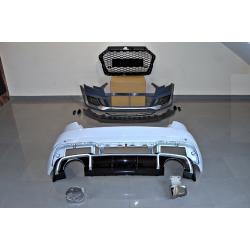 Kit De Carrocería Audi A3 SPORTBACK look RS3 2017+