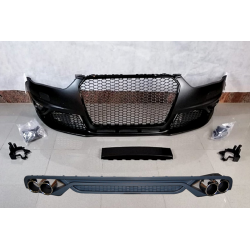 Kit De Carrocería Audi A4 13-16 Look RS4 B8.5