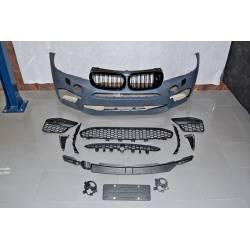 Paraurti Anteriore BMW F15 2013-2019 Look X5M