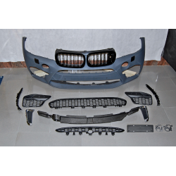 Paragolpes Delantero BMW F16 2013-2018 Look X6M