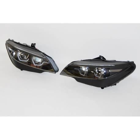 Faros Delanteros BMW Z4 E89 09-13 Black Drl Xenon