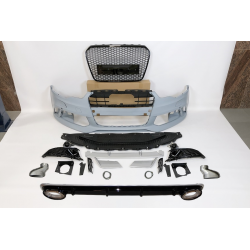 Kit De Carrocería Audi A6 C7  2011-2014 Look RS6