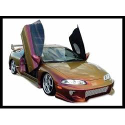 Paragolpes Delantero Mitsubishi Eclipse 96 Racing