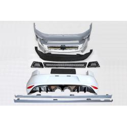 Kit De Carrocería Volkswagen Golf 7 R400 3/5P ABS