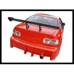 Paragolpes Trasero Honda Civic Coupe 96-00
