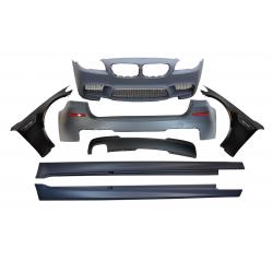 Kit De Carrocería BMW F11 10-12 Look M-Tech Con Aletas