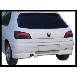 Paragolpes Trasero Peugeot 306 I Y II Fase