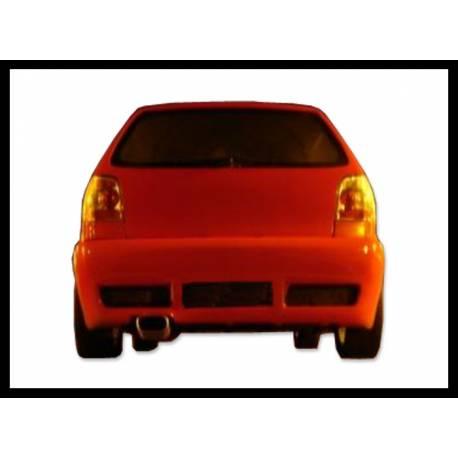 pare choc arri re volkswagen polo sport convert cars. Black Bedroom Furniture Sets. Home Design Ideas