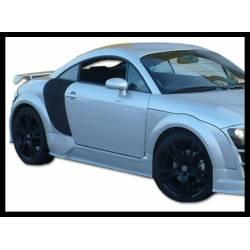 Taloneras Audi TT Type R8